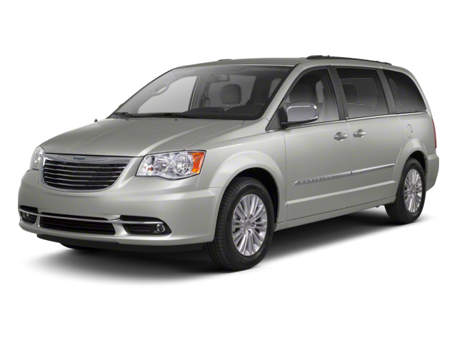 2013 Chrysler Town & Country Touring 4dr Wgn Touring Gas V6 3.6L/220 [4]