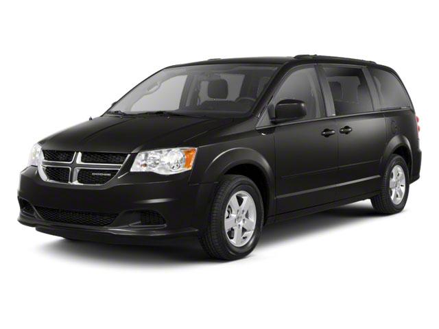 2012 Dodge Grand Caravan SE *No 2nd Row Seats* 4dr Wgn SE Gas V6 3.6L/220 [10]
