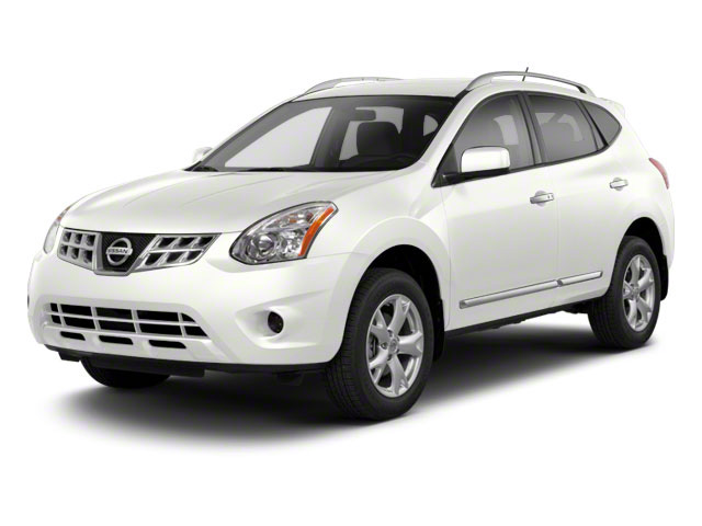 2012 Nissan Rogue S AWD 4dr S Gas I4 2.5L/152 [0]