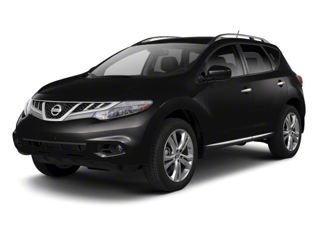 2012 Nissan Murano SL | AWD | LEATHER | SUNROOF | *GREAT CONDITION* AWD 4dr SL Gas V6 3.5L/214 [9]