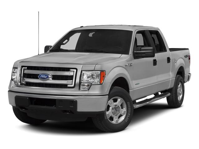 """2013 Ford F-150 XLT 4WD SuperCrew 145"""" XLT Turbocharged Gas V6 3.5L/214 [0]"""