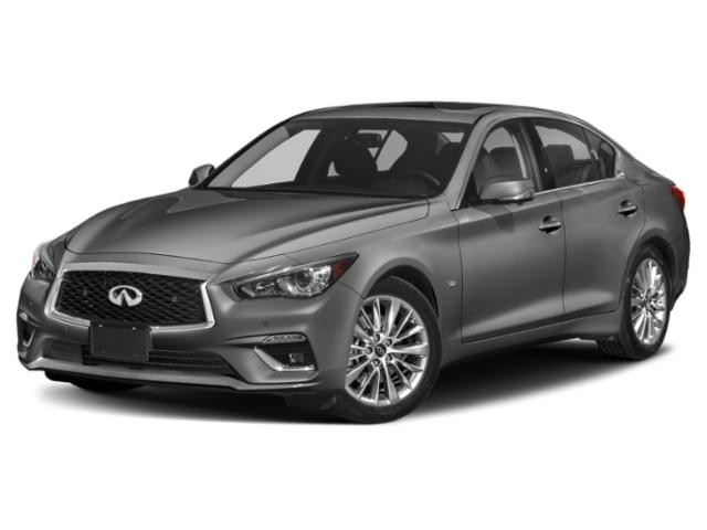 2019 INFINITI Q50 2.0t PURE 2.0t PURE AWD Intercooled Turbo Premium Unleaded I-4 2.0 L/121 [5]