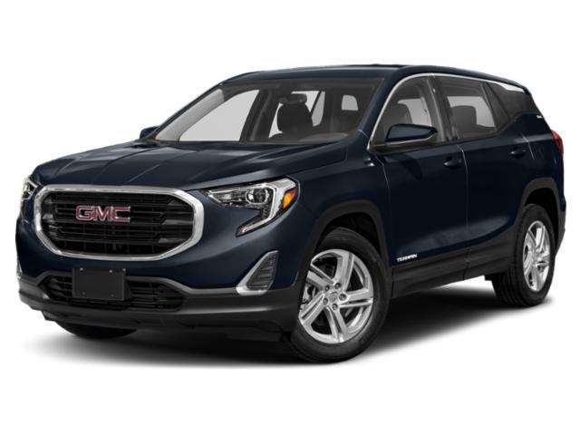 2018 GMC Terrain SLE AWD 4dr SLE Turbo Gas/Ethanol I4 2.0L/ [2]