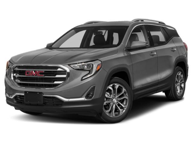 2018 GMC Terrain SLT AWD 4dr SLT Turbo Gas/Ethanol I4 2.0L/ [18]