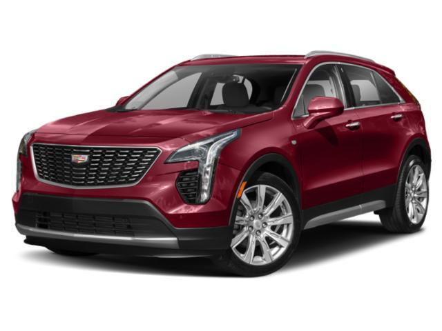 2020 Cadillac XT4 AWD Sport AWD 4dr Sport Turbocharged Gas I4 2.0/ [11]