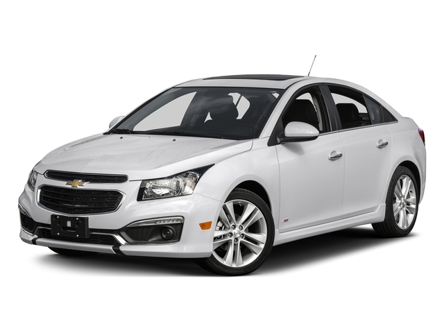 2015 Chevrolet Cruze 4dr Sdn 1LT Turbocharged Gas I4 1.4L/83 [3]