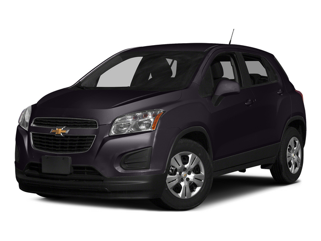 2015 Chevrolet Trax LT AWD 4dr LT w/1LT Turbocharged Gas 4-Cyl 1.4L/83 [0]