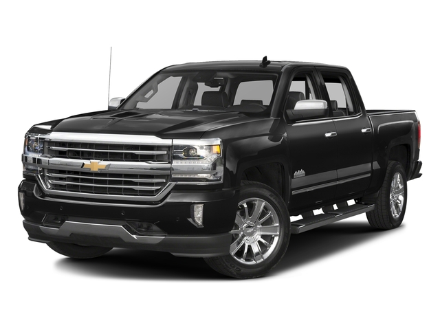 "2017 Chevrolet Silverado 1500 High Country 4x4 4WD Crew Cab 153.0"" High Country 6.2L V8 [2]"