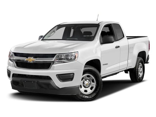 2017 Chevrolet Colorado 4WD WT 4WD Ext Cab 128.3″ WT Gas V6 3.6L/222 [0]