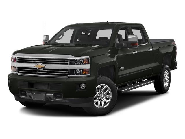 "2017 Chevrolet Silverado 3500HD High Country 4WD Crew Cab 154"" High Country Turbocharged Diesel V8 6.6L/403 [16]"