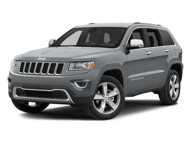 2014 Jeep Grand Cherokee Limited 4WD 4dr Limited Regular Unleaded V-6 3.6 L/220 [6]