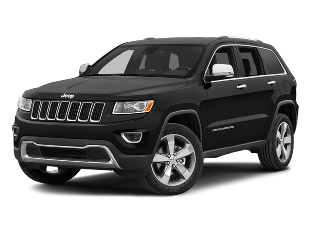 2014 Jeep Grand Cherokee Limited 4WD 4dr Limited Regular Unleaded V-8 5.7 L/345 [5]
