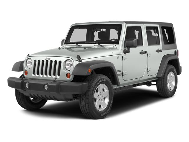 2014 Jeep Wrangler Unlimited Sahara *Heated Seats* 4WD 4dr Sahara Regular Unleaded V-6 3.6 L/220 [1]
