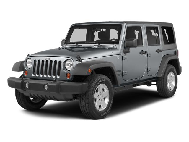 2014 Jeep Wrangler Unlimited Sport *4x4* *A/C* *Hard Top* 4WD 4dr Sport Regular Unleaded V-6 3.6 L/220 [1]