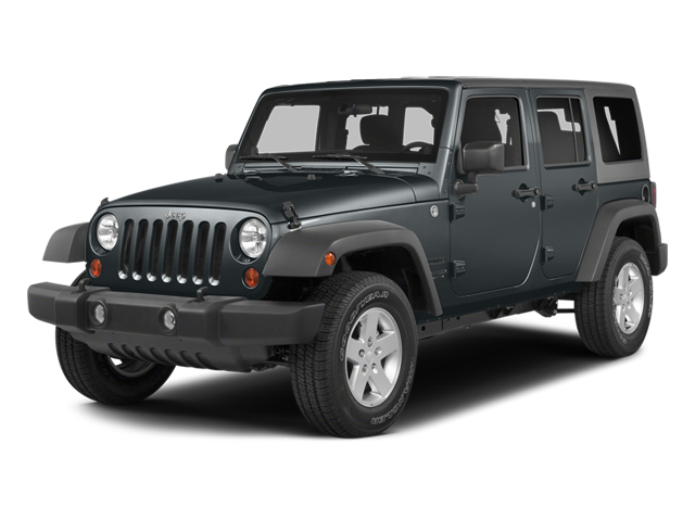 2014 Jeep Wrangler Unlimited Sahara *Heated Seats* *Nav* 4WD 4dr Sahara Regular Unleaded V-6 3.6 L/220 [2]