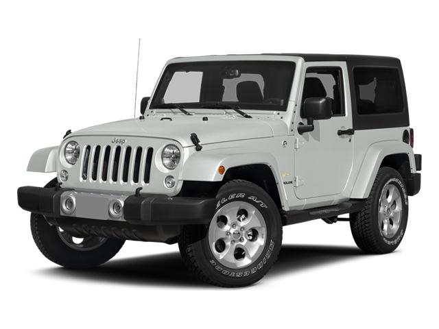 2014 Jeep Wrangler Sport 4WD 2dr Sport Regular Unleaded V-6 3.6 L/220 [8]