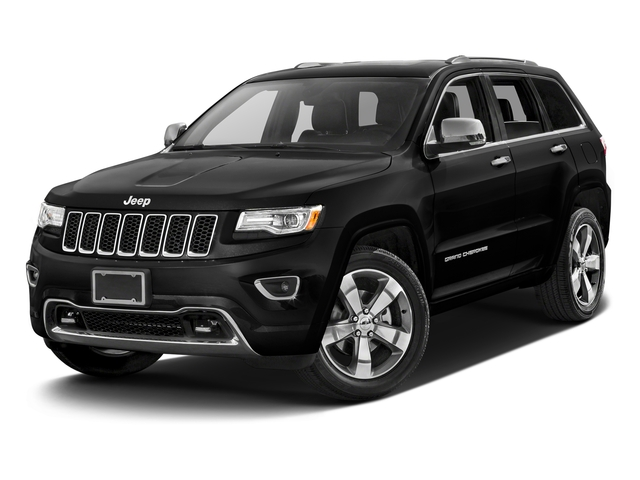 2016 Jeep Grand Cherokee Overland 4WD 4dr Overland Intercooled Turbo Diesel V-6 3.0 L/182 [18]