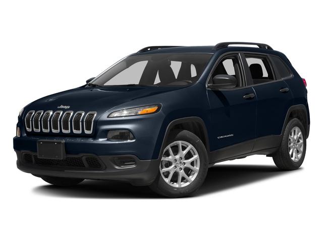 2016 Jeep Cherokee Sport 4WD 4dr Sport Regular Unleaded V-6 3.2 L/198 [12]