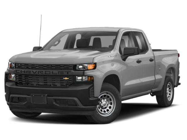 "2019 Chevrolet Silverado 1500 RST 4WD Double Cab 147"" RST Gas V8 5.3L/ [18]"