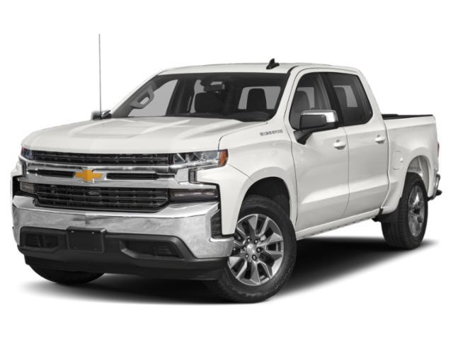 "2019 Chevrolet Silverado 1500 LTZ *6.2L* *Heated Wheel* *Roof & Nav* 4WD Crew Cab 147"" LTZ Gas V8 6.2L/ [1]"