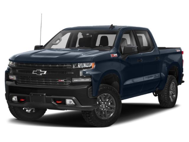 2019 Chevrolet Silverado 1500 LT Trail Boss *Buckets* *Roof* *Heated Wheel*  Gas V8 5.3L/ [3]