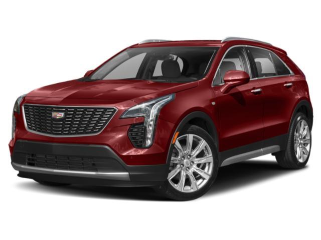 2019 Cadillac XT4 AWD Premium Luxury AWD 4dr Premium Luxury Turbocharged Gas I4 2.0/ [5]