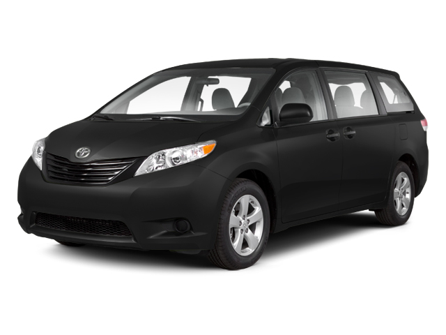 2012 Toyota Sienna LE w/8 Passenger Seating 5dr V6 LE 8-Pass FWD 3.5L V6 [0]