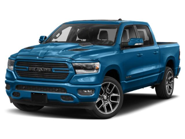 2021 Ram 1500 | SPORT Crew Cab 4x4 | NAV | REMOTE START | Sport 4x4 Crew Cab 5'7″ Box Regular Unleaded V-8 5.7 L/345 [5]