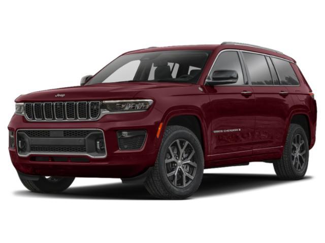2021 Jeep Grand Cherokee L Limited Limited 4x4 Regular Unleaded V-6 3.6 L/220 [10]