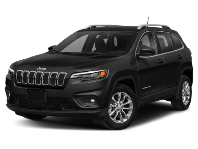 2021 Jeep Cherokee 80th Anniversary 80th Anniversary 4x4 Regular Unleaded V-6 3.2 L/198 [11]
