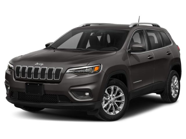 2021 Jeep Cherokee 80th Anniversary 80th Anniversary 4x4 Regular Unleaded V-6 3.2 L/198 [8]