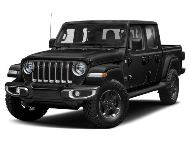 2021 Jeep Gladiator Overland Overland 4x4 Regular Unleaded V-6 3.6 L/220 [0]