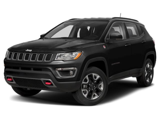 2021 Jeep Compass Trailhawk Elite Trailhawk Elite 4x4 Regular Unleaded I-4 2.4 L/144 [4]