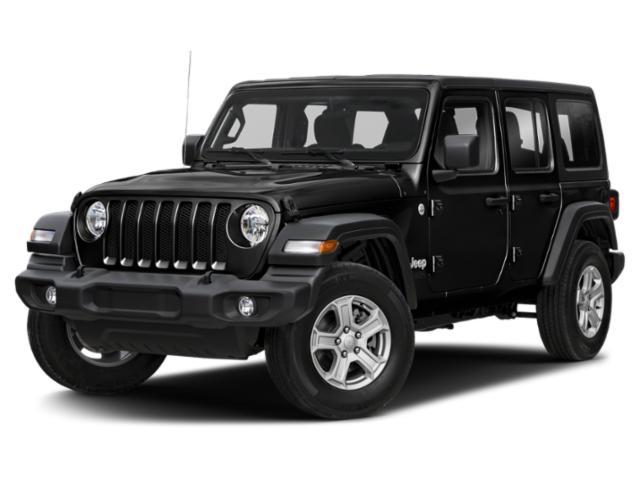 2021 Jeep Wrangler High Altitude High Altitude Unlimited 4x4 Regular Unleaded V-6 3.6 L/220 [16]