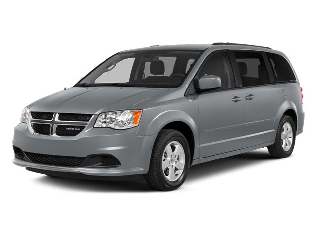 2014 Dodge Grand Caravan 4dr Wgn SE Regular Unleaded V-6 3.6 L/220 [2]