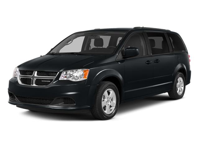 2014 Dodge Grand Caravan 30th Anniversary 4dr Wgn 30th Anniversary Regular Unleaded V-6 3.6 L/220 [4]