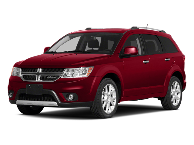 2014 Dodge Journey Crossroad FWD 4dr Crossroad Regular Unleaded V-6 3.6 L/220 [4]