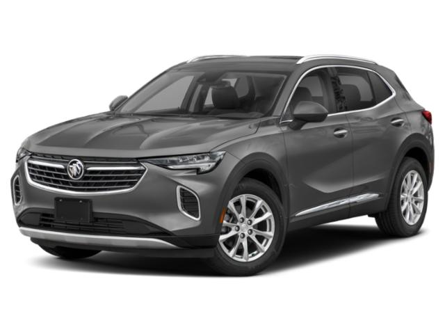 2021 Buick Envision Preferred AWD 4dr Preferred Turbocharged Gas I4 2.0L/- TBD – [2]