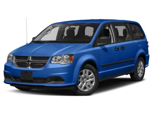2020 Dodge Grand Caravan CREW Crew Plus 2WD Regular Unleaded V-6 3.6 L/220 [4]