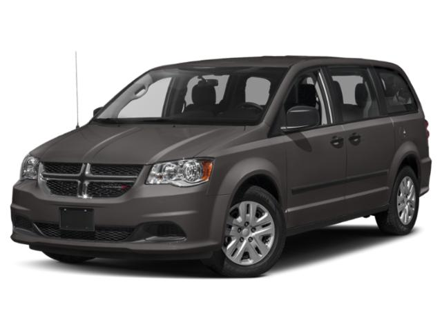 2020 Dodge Grand Caravan **HAIL SALE** DVD | LEATHER Crew Plus 2WD Regular Unleaded V-6 3.6 L/220 [3]