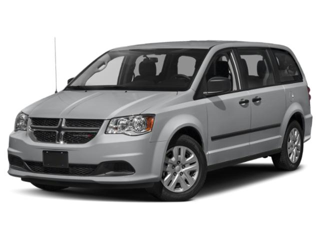 2020 Dodge Grand Caravan Crew Plus Crew Plus 2WD Regular Unleaded V-6 3.6 L/220 [1]