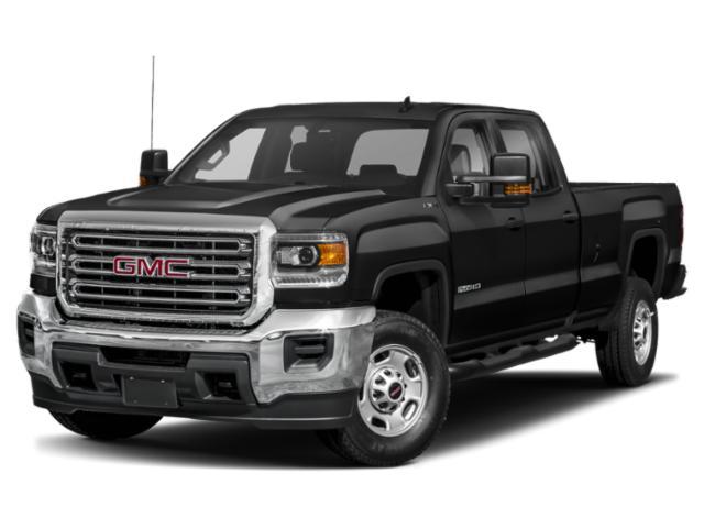 "2019 GMC Sierra 2500HD SLT *6.6L* *Roof* *Nav* *Vented Seats* 4WD Crew Cab 153.7"" SLT Turbocharged Diesel V8 6.6L/403 [17]"