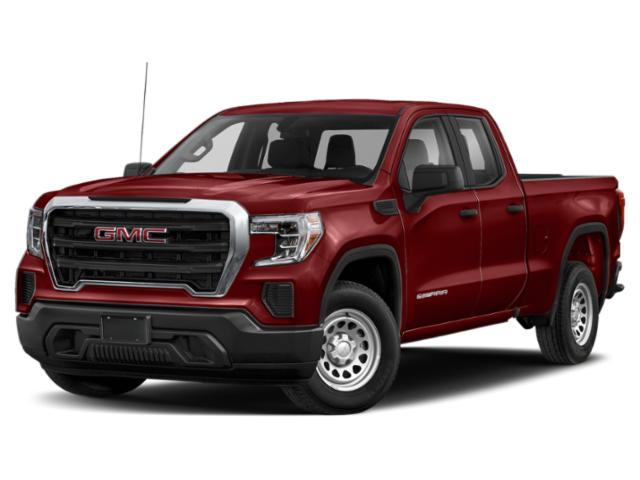 """2019 GMC Sierra 1500 * AT4 Crew Cab 4x4 * VENTED & HEATED LEATHER * NAV * SUNROOF * 4WD Crew Cab 147"""" AT4 Gas V8 6.2L/ [9]"""