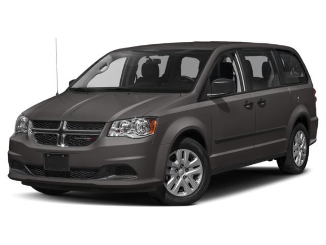 2019 Dodge Grand Caravan CREW Crew Plus 2WD Regular Unleaded V-6 3.6 L/220 [3]