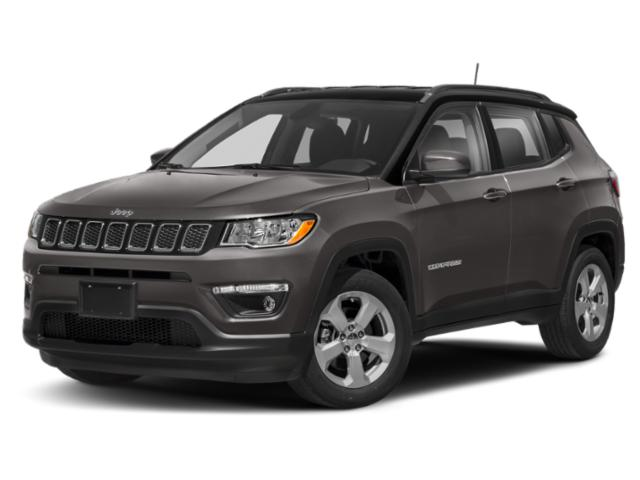2018 Jeep Compass North North 4x4 Regular Unleaded I-4 2.4 L/144 [0]