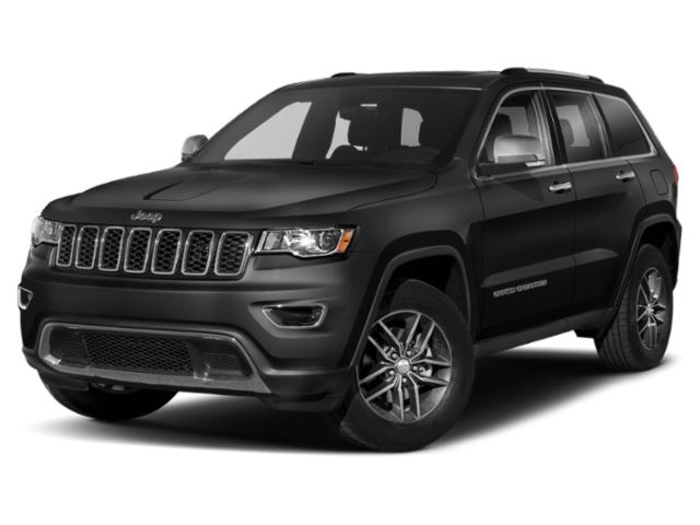 2018 JEEP GRAND CHEROKEE Limited 4X4 - LEATHER Limited 4x4 3.6 Liter [17]
