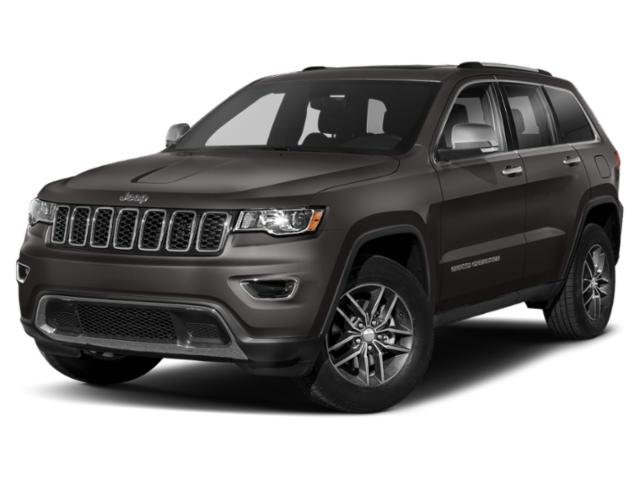 2018 Jeep Grand Cherokee LIMITED 4X4 | NAPPA LEATHER | NAVIGATION | Limited 4x4 Regular Unleaded V-6 3.6 L/220 [1]
