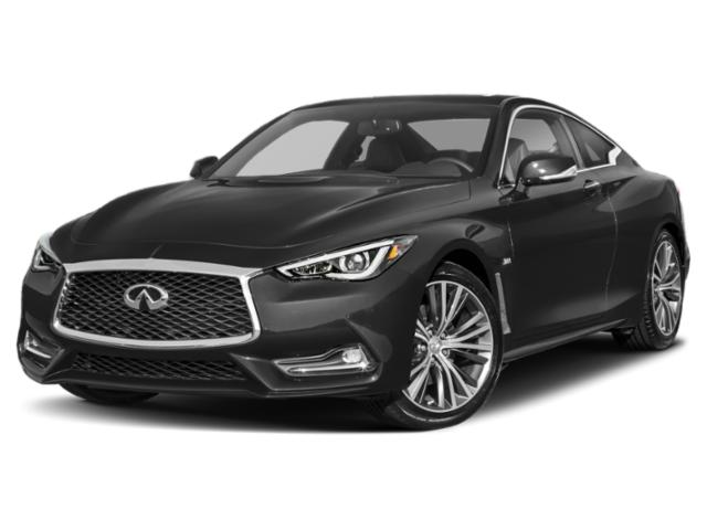 2018 INFINITI Q60 2.0t PURE 2.0t PURE RWD Intercooled Turbo Premium Unleaded I-4 2.0 L/121 [5]