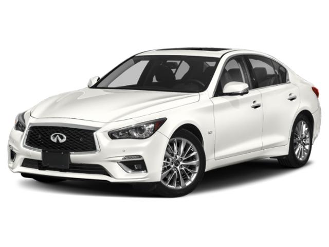 2018 INFINITI Q50 3.0t LUXE 3.0t LUXE RWD Twin Turbo Premium Unleaded V-6 3.0 L/183 [7]