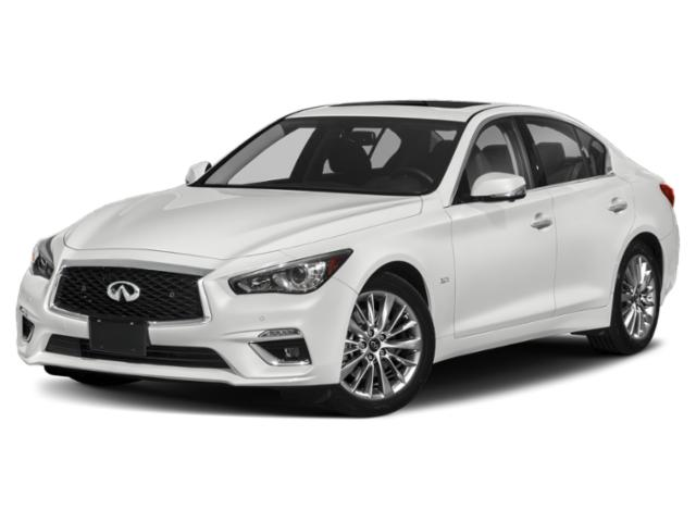 2018 INFINITI Q50 3.0t LUXE 3.0t LUXE RWD Twin Turbo Premium Unleaded V-6 3.0 L/183 [6]